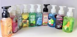 10 x Bath and Body Works GENTLE FOAMING Hand Soap Assorted M