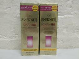 JERGENS BB Hand Perfecting Cream For All skin tones 3 OZ SP