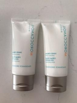 2 Pcs. Moroccanoil Body Hand Cream 2.5 Fl. Oz. / 75 ML New &
