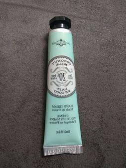 La Chatelaine 20% Shea Butter Coconut Milk Hand Cream NEW tu