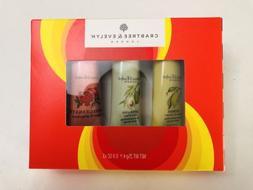 3 Pk Crabtree & Evelyn Hand Therapy Ultra Moisturizing Cream