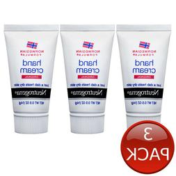 3 x NEUTROGENA ORIGINAL HAND CREAM MOISTURISER SKIN SMOOTH L