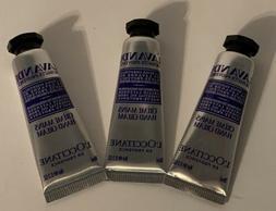 3pc L'Occitane Lavande Creme Mains Lavender Hand Cream Trave