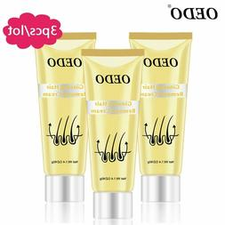 3pcs Ginseng Body Hair Removal Cream Armpit Hand Leg Hair Lo
