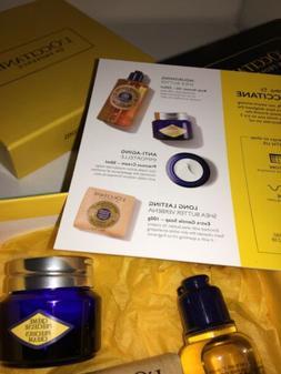 4pc GIFT SET LOccitane En Provence LAVANDE Hand Cream Shea B