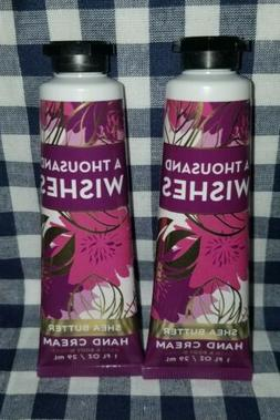 *4-Pack* A Thousand Wishes *NEW* Hand Cream Bath & Body Work