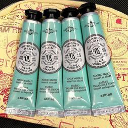 4x LA CHATELAINE Hand Cream 20% Shea Butter COCONUT MILK 0.5