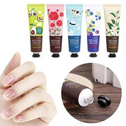 5 Types Shea Butter Hand Cream Dry Damaged Skin Hand Nail Lo