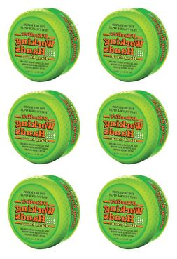 6 Pack O'Keeffe's Working Hands Cream 3.4oz Jar O'keefes Oke