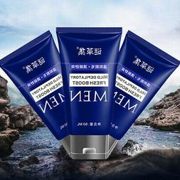60ml Men Permanent Body Hair Removal Cream Hand Leg Loss Dep