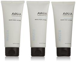 AHAVA Minerals In Full Bloom Body Trio