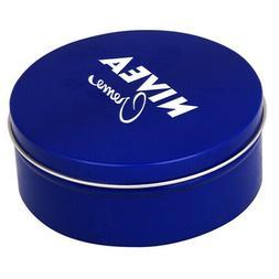 Genuine Authentic German Nivea Cream Metal Tin  250ml - Free