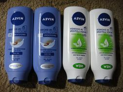 NIVEA In-Shower Body Lotion Smoothing 13.5 oz