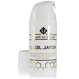 Royal Jelly - All Natural High Performance Anti-Aging Face M
