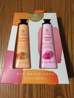 A Little Something Hand Cream Duo BOOTS 2 oz Berry Fizz & Ma