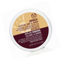 The Body Shop Almond Hand & Nail Butter 3.5 Oz.