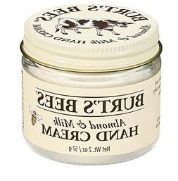 Burt's Bees Almond Milk Hand Cream 2 Ounce