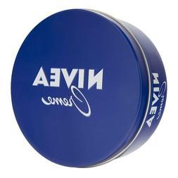 Authentic German NIVEA Creme Cream Metal Tin 13.5oz / 400ml