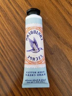 Bath & Body Works Caribbean Escape Hand Cream w/Shea Butter