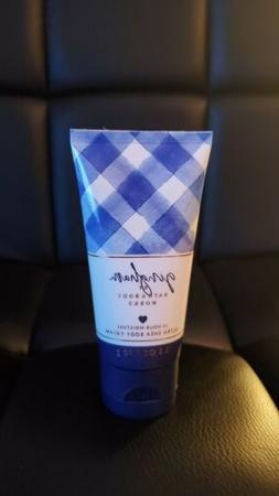Bath and Body Works Gingham Travel Size Hand Cream