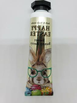 Bath & Body Works Hand Cream 1 oz Shea Butter Happy Easter S