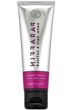 Bath & Body Works PARAFFIN Hand Nail Cuticle Cream 4 oz Full