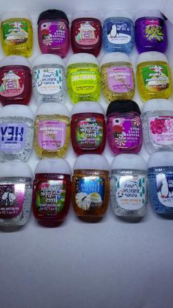 Bath and Body Works Pocketbac Hand Sanitizer Grab Bag Bundle