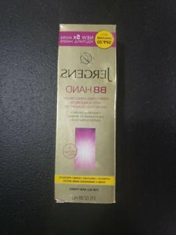JERGENS BB HAND PERFECTING SKIN CREAM ALL Skin Tones SPF 20-