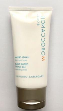 Moroccanoil Body Hand Cream 2.5 Fl. Oz. / 75 ML New & Sealed