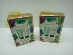 AHAVA Body Lotion and Hand Cream Duo Holiday Set