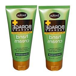 ShiKai All Natural Borage Therapy Unscented Hand Cream Lotio