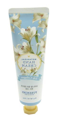 "Puremind Botanical ""Lily Collagen"" Hand Cream 1,2,3,5 pcs"