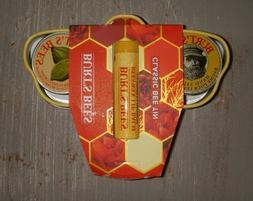 Burt's Bees Classic Bee Tin Lip Balm, Hand Salve, Lemon Butt