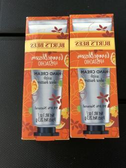 Burt's Bees Hand Cream Lot of 4 - Brand New Items - New In B