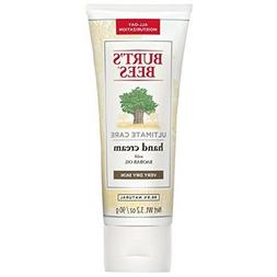 Burt's Bees Ultimate Care Hand Cream - 3.2 Ounce Tube New Fr