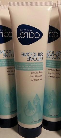 Avon Care ~Silicone Glove~ Protective Hand Cream 3.4 fl oz F