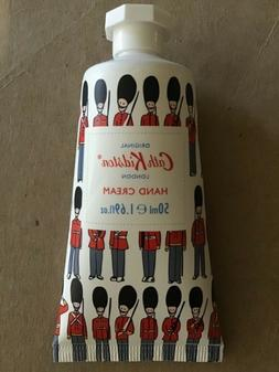Cath Kidston QUEEN'S GUARD Hand Cream 1.69 oz 50ml LONDON