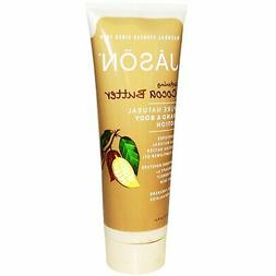 Jason's Cocoa Butter Hand & Body Lotion 1x 8 Oz