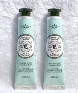 La Chatelaine Coconut Milk Hand Cream Made in France .5 oz.