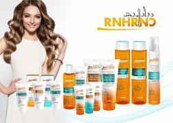 Cosmetic Line THE SECRET OF SHINE with Vitamin C for Hair,Fa