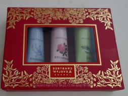 Crabtree & Evelyn Hand Therapy 5 Pc SET SUMMERHILL Iris ROSE