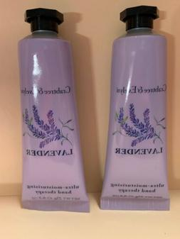 Crabtree & Evelyn Hand Therapy Cream LAVENDER NEW Rare Scent
