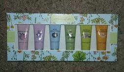 Crabtree & Evelyn Hand Therapy Lotion 6 Piece Set Pink Box