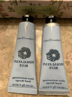 Crabtree & Evelyn HIMALAYAN BLUE Hand Therapy SUPER RARE Lot