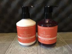 Crabtree & Evelyn Pomegranate Nourishing Hand Wash & Hand Th