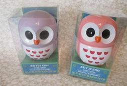 CUTE WHIMSICAL OWL Shea Butter Hand Creams {Choose Owl Color