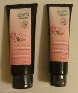 Ahava Dead Sea Essentials Rose Hand Cream & Rose Body Lotion