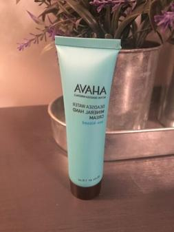Ahava Dead Sea Mineral Hand Cream 1 oz. Travel Size