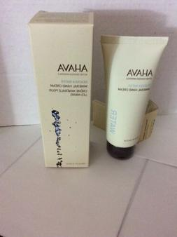 Ahava Dead Sea Minerals Hand Cream Dead Sea Water 3.4oz 100