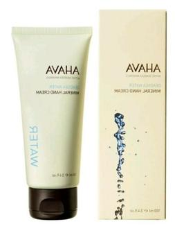 Ahava - DEAD SEA WATER MINERAL HAND CREAM  - 3.4 oz / 100 mL